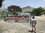 練習試合 vs 西保コンドル【高学年・低学年】
