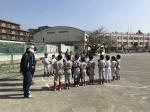 【ジュニア】練習試合 vs 東エンジェルス 3月4日