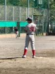 10月21日  栗六リーグ戦  vs リトルクラーク