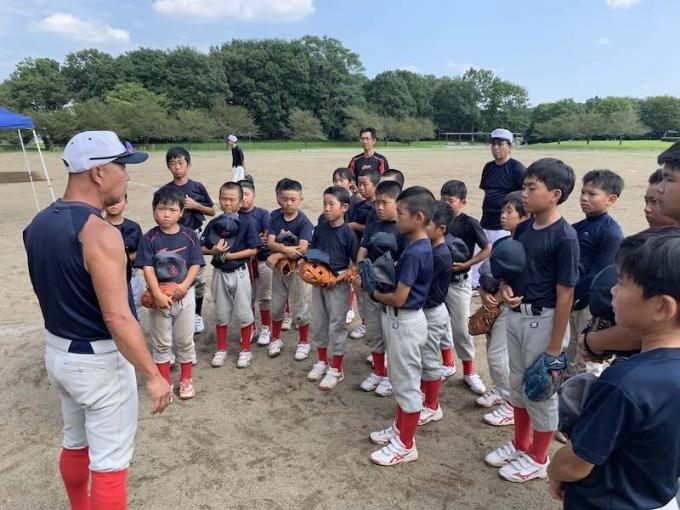 スマイル太陽《足立区少年野球チーム》